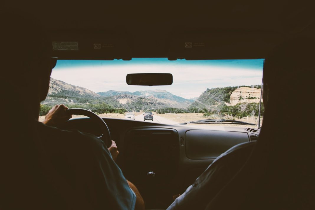 Rental Car Driving