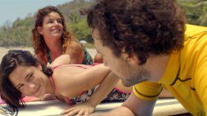 About Us, Film, Movie, Costa Rica, Jimenez, Diego, Castaño, Sofía relationship, problems, beach, paradise, Santa Teresa