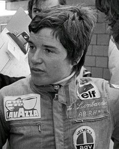 Lella Lombardi F1 points 50's