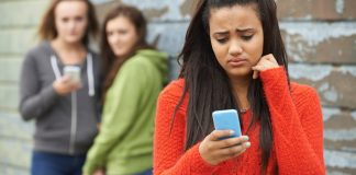 Bullying Problem Kids Teens Bully Cyberbullying