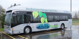 Bus Hydrogen Costa Rica Bus Franklin Chang carbon based