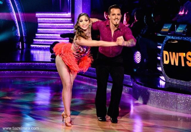 Dancing with the Stars is a high-rating TV show for American audience.