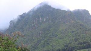 Pico Blanco Hill