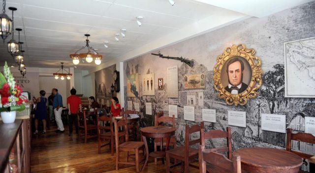 Don Juanito's Historic Café