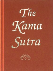 The Kama Sutra is considered the master piece of ancient Indian love affairs.