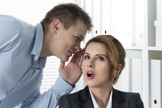Gossip among employees