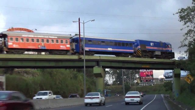 Railways are an important part of the Costa Rican transportation system.