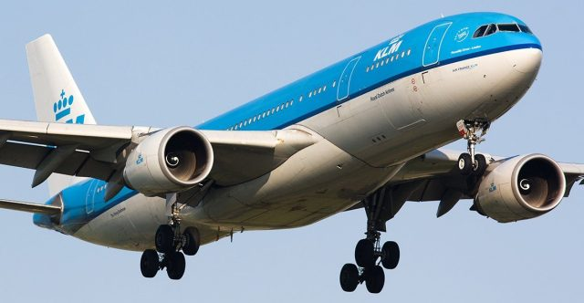 KLM is one of the largest international airlines worldwide.