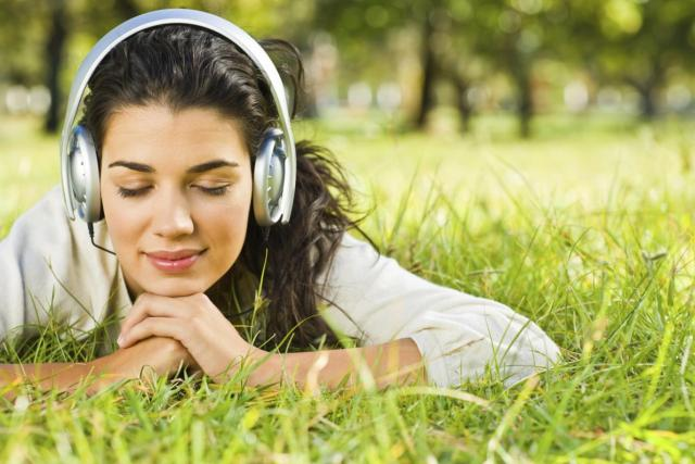 Music therapy helps to relax our mind and body.