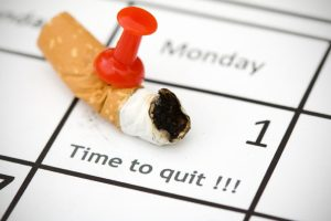 Quit smoking is a hard but necessary decision.