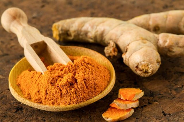 "Turmeric powder is also known as ""curry"" in many restaurants around the world."