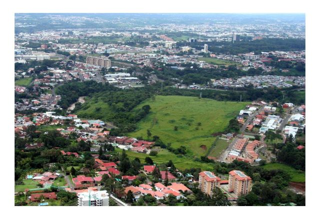 Central valley is one of the most attractive zone to live in Costa Rica.