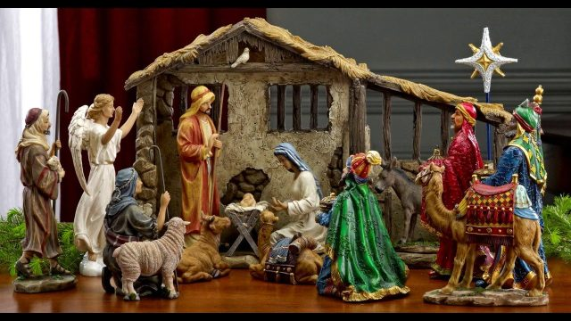 "The ""Pesebre"" is a tradional representation of Christmas for Spain and most Latin American countries, including Costa Rica."