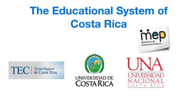 Education in Costa Rica is one of the best in Latin America.
