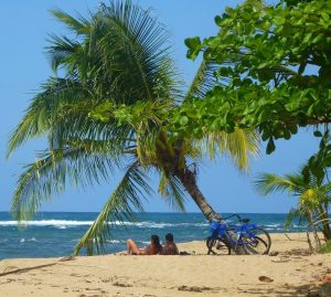 """Costa rica has many """"green"""" places to visit and enjoy."""