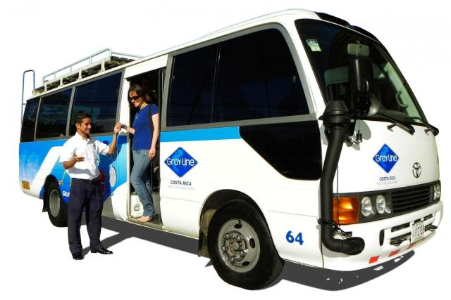 Small buses are also an excellent option to travel all over the country.