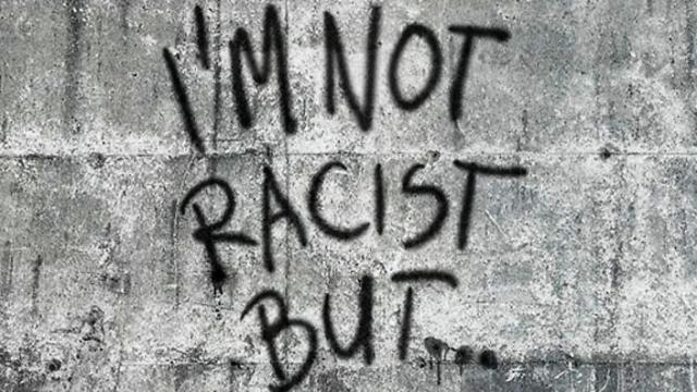 It is a shocking call for attention against racism.