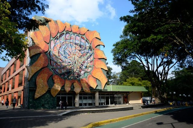 It is one of the main centers for university education in Costa Rica.