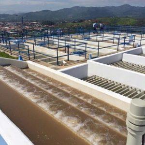 Water sanitation process plant