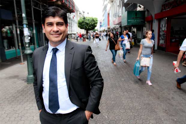 Carlos Alvarado has interesting proposals for his government plan.