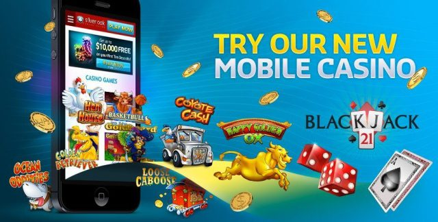 Mobile casinos are getting more and more popular among gamblers.