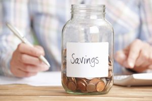 Savings accounts are kept for a great variety of purposes.