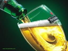 Heineken bottle 1