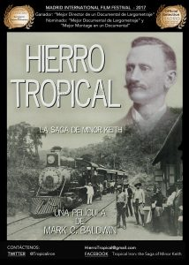 """Tropical Iron"" is a film produced by Mark Baldwin."