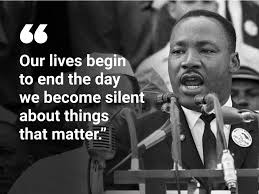 Martin Luther King Jr Thought