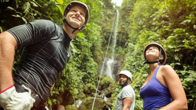 Adventure tourism is highly attractive to American tourists.