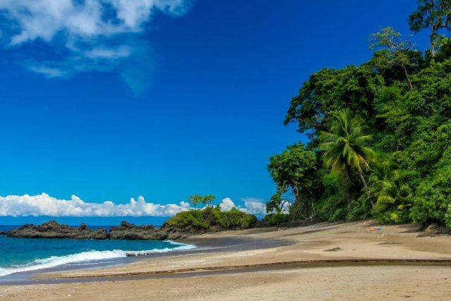 Caño Island beach