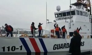 Costa Rica has received a considerable donation in coast guard equipment from the United States.