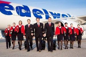 Edelweiss Airlines has increased its presence in Costa Rica since last year.