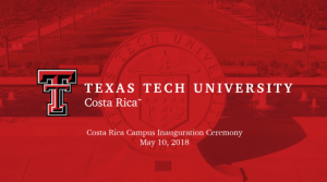 TTU-RC becomes a new alternative in higher education for Costa Rican students.