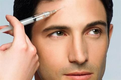 Botox treatment for wrinkle prevention