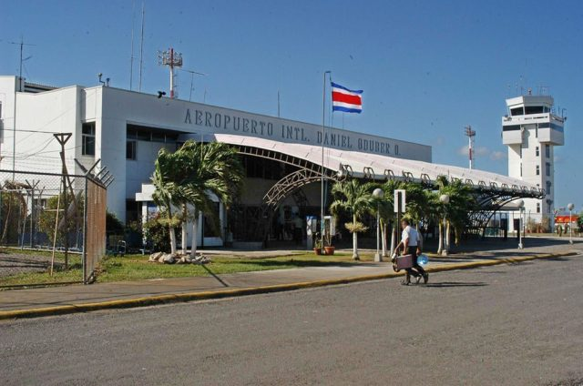 Daniel Oduber Quirós International Airport