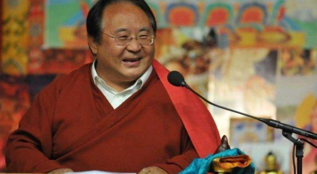 Master Sogyal Rinpoche