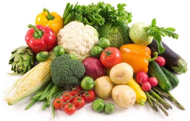 Recommended vegetables to control diabetes