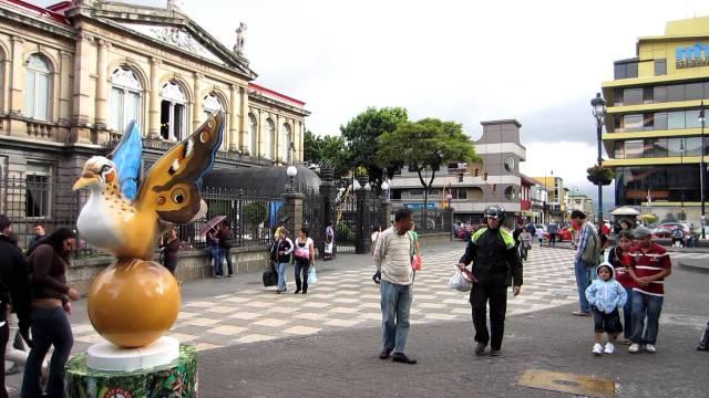 San José downtown