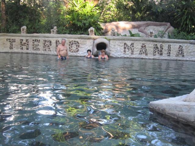 Thermomania pool