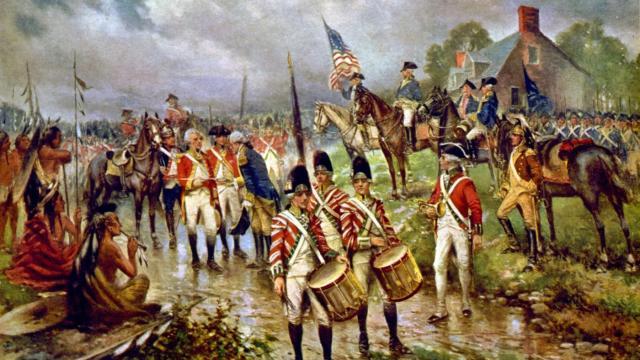 American Revolution period