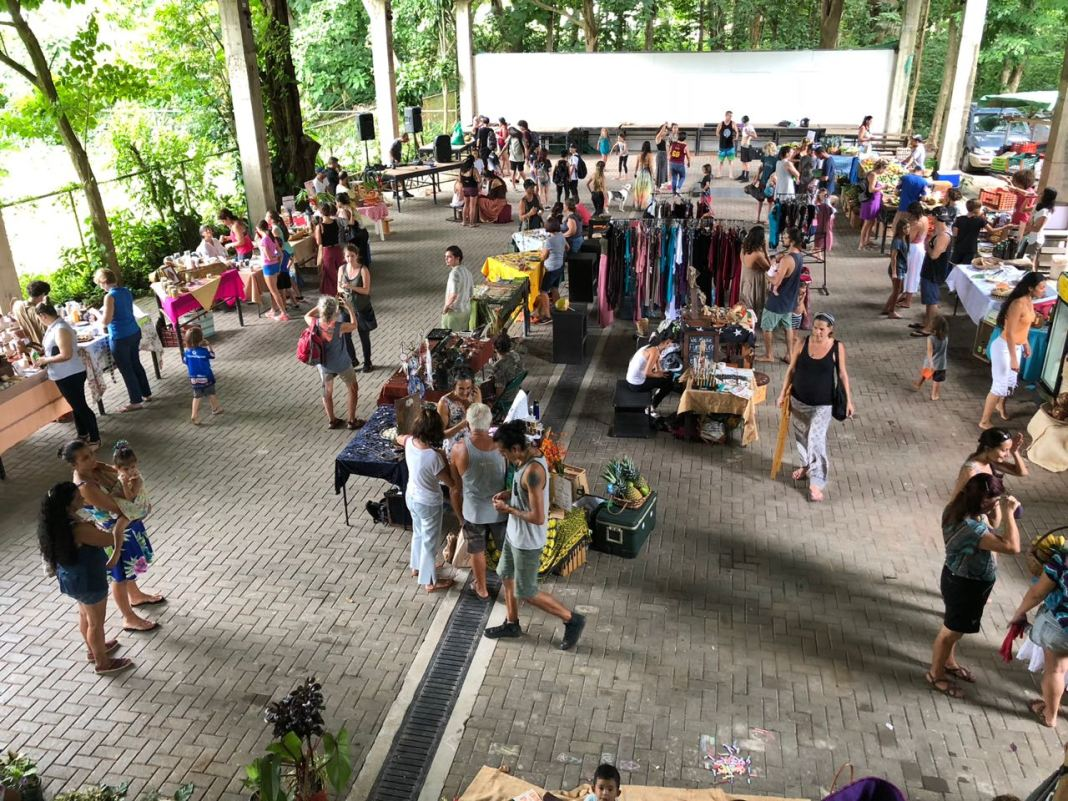 One of the many activities made during the EcoFeria