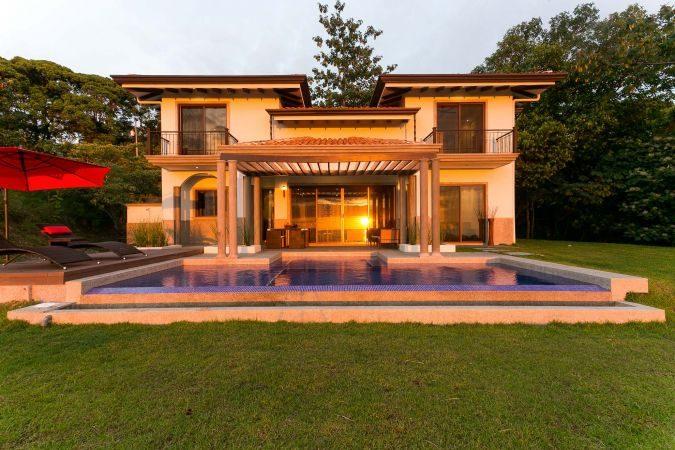 Modern Ocean View Luxury Home