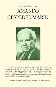 Cespedes Marin