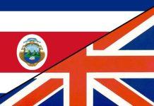 UK vs Costa Rica