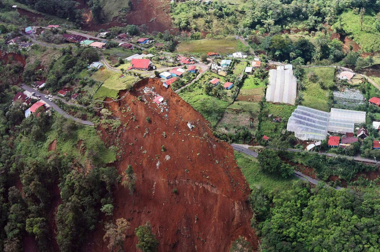 Costa Rica and Its Seismological Activities