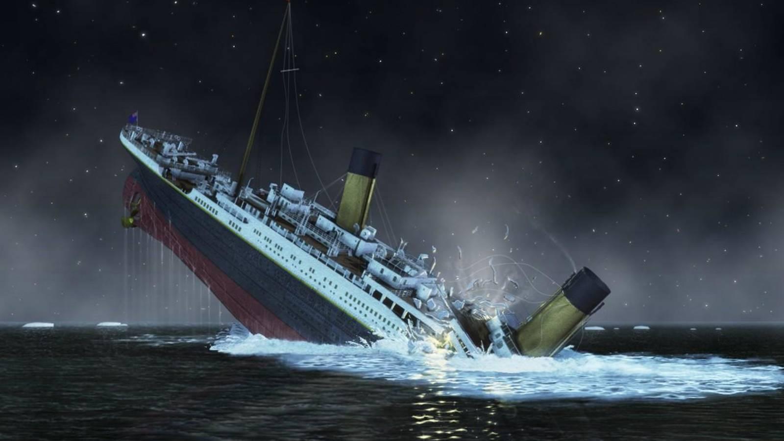 Titanic: A Fateful Journey