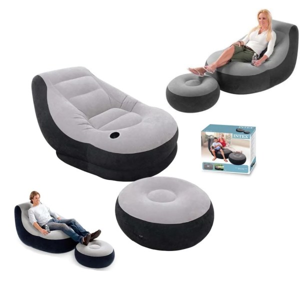 Intex Inflatable seat with Footrest