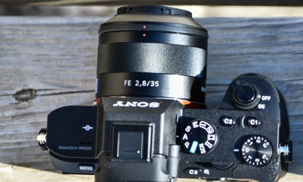 Sony A7Mk Quick Review