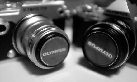Olympus OMD EM5 II vs Pen F Video